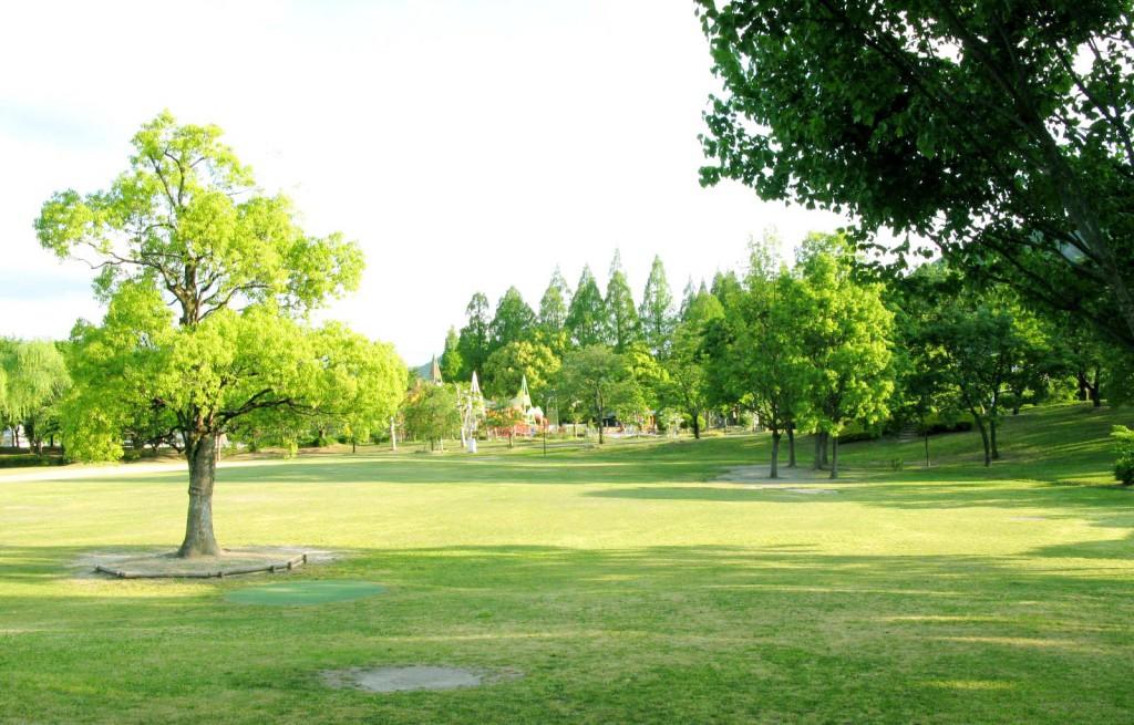 長良公園軽スポーツ広場