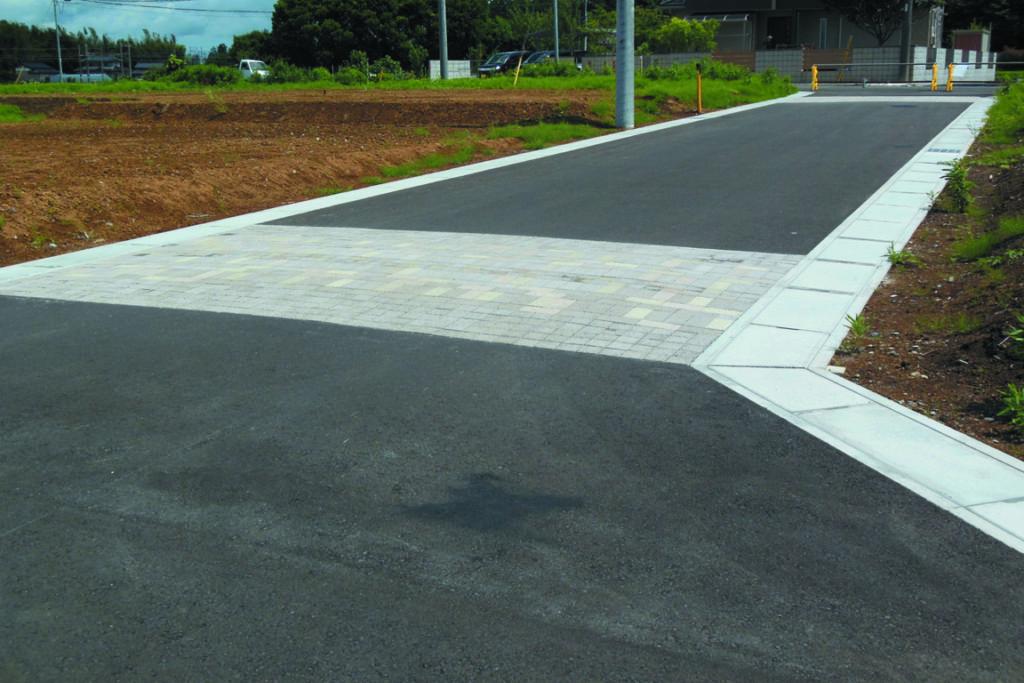 フローレスタ須和間 イメージハンプ タウン計画