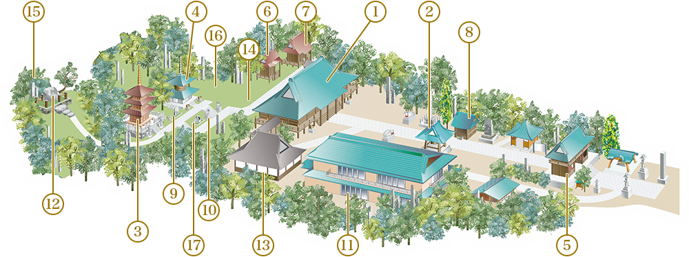 茨城にも「お伊勢さん」がある?東海村は歴史あるパワースポットがいっぱい!