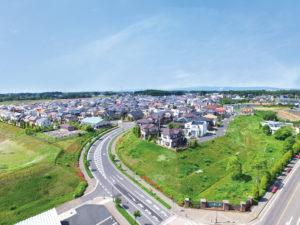 フローレスタ須和間 東海村 大型団地