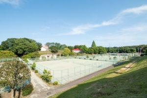 東海村テニスコート