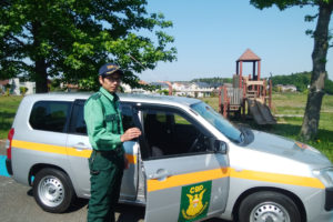 フローレスタ須和間 タウンセキュリティ