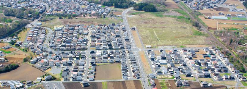 フローレスタ須和間 タウン計画